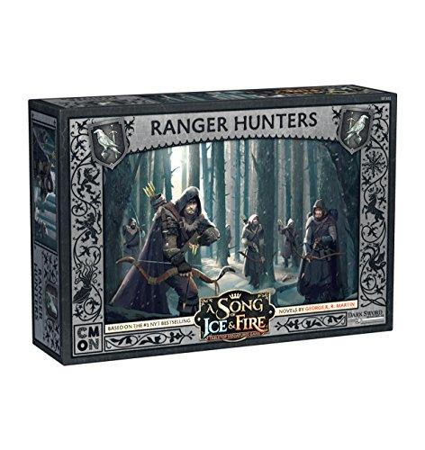 ボードゲーム 英語 アメリカ 海外ゲーム 【送料無料】A Song of Ice & Fire: Night's Watch Ranger Huntersボードゲーム 英語 アメリカ 海外ゲーム