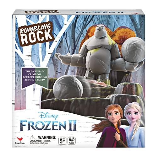 ボードゲーム 英語 アメリカ 海外ゲーム Disney Frozen 2, Rumbling Rock Game for Kids & Familiesボードゲーム 英語 アメリカ 海外ゲーム
