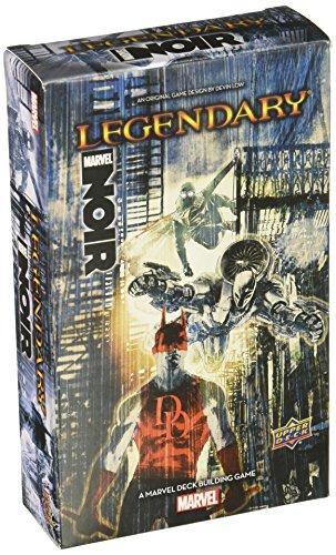 ボードゲーム 英語 アメリカ 海外ゲーム Upper Deck Marvel Legendary Deck Noir Expansion Building Gameボードゲーム 英語 アメリカ 海外ゲーム