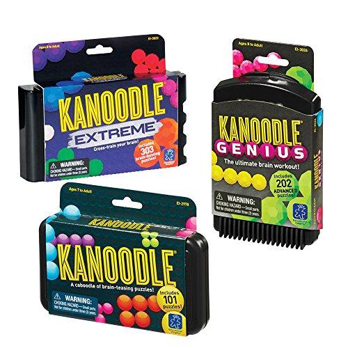 ボードゲーム 英語 アメリカ 海外ゲーム 【送料無料】Educational Insights Kanoodle Game Collectionボードゲーム 英語 アメリカ 海外ゲーム