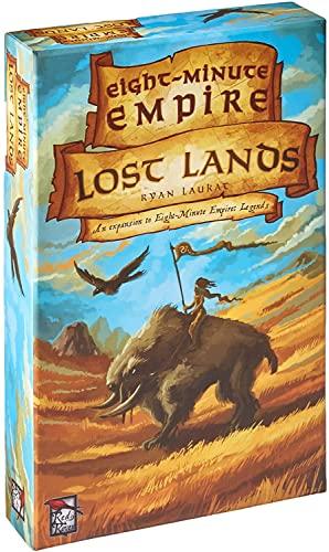 ボードゲーム 英語 アメリカ 海外ゲーム Eight Minute Empire Lost Landsボードゲーム 英語 アメリカ 海外ゲーム