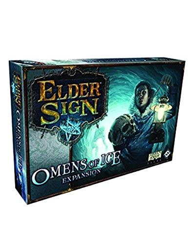 ボードゲーム 英語 アメリカ 海外ゲーム Elder Sign: Omens of Iceボードゲーム 英語 アメリカ 海外ゲーム