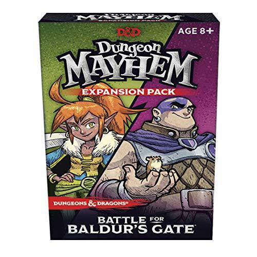 ボードゲーム 英語 アメリカ 海外ゲーム Dungeon Mayhem: Battle for Baldur's Gateボードゲーム 英語 アメリカ 海外ゲーム