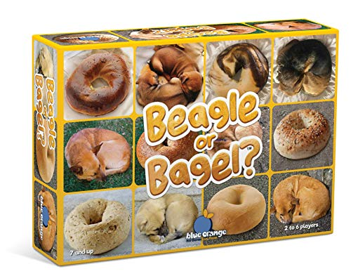 ボードゲーム 英語 アメリカ 海外ゲーム Beagle Or Bagelボードゲーム 英語 アメリカ 海外ゲーム