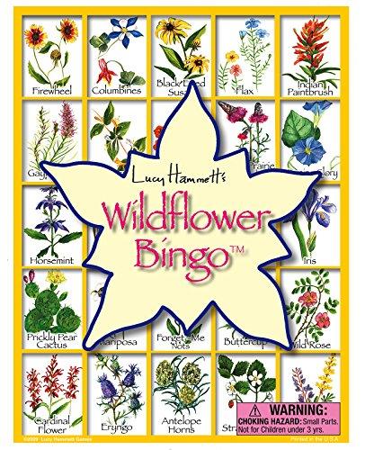 ボードゲーム 英語 アメリカ 海外ゲーム Lucy Hammett Games Wildflower Bingo Gameボードゲーム 英語 アメリカ 海外ゲーム