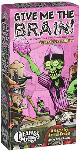 ボードゲーム 英語 アメリカ 海外ゲーム Give Me The Brain Superdeluxe Editionボードゲーム 英語 アメリカ 海外ゲーム