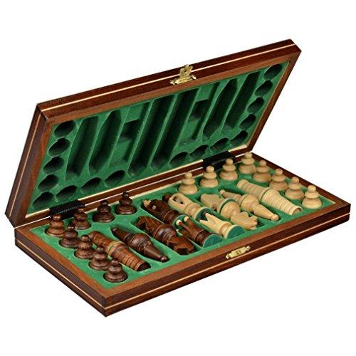 ボードゲーム 英語 アメリカ 海外ゲーム 【送料無料】Chess Mini Royal European Chess Set Gameボードゲーム 英語 アメリカ 海外ゲーム