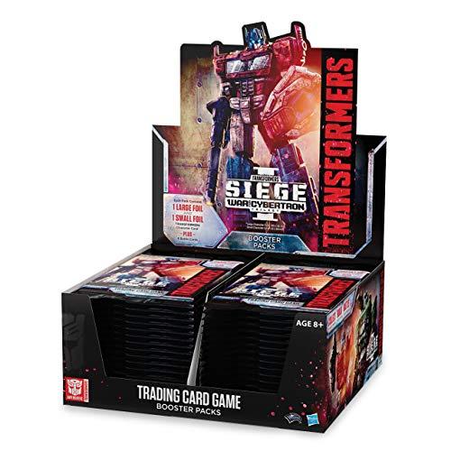 ボードゲーム 英語 アメリカ 海外ゲーム 【送料無料】Transformers TCG: War for Cybertron - Siege Booster Displayボードゲーム 英語 アメリカ 海外ゲーム