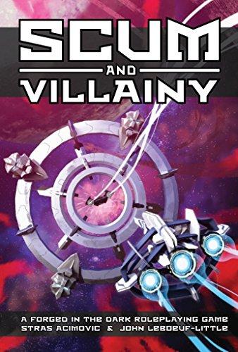 ボードゲーム 英語 アメリカ 海外ゲーム 【送料無料】Evil Hat Productions Scum and Villainy, Gameボードゲーム 英語 アメリカ 海外ゲーム