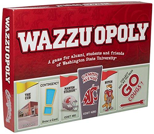 ボードゲーム 英語 アメリカ 海外ゲーム 【送料無料】Late for the Sky Washington State University - Wazzuopolyボードゲーム 英語 アメリカ 海外ゲーム