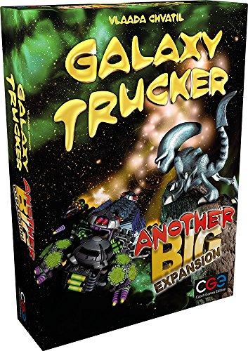 ボードゲーム 英語 アメリカ 海外ゲーム 【送料無料】Czech Games Galaxy Trucker: Another Big Expansionボードゲーム 英語 アメリカ 海外ゲーム