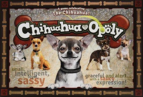 ボードゲーム 英語 アメリカ 海外ゲーム 【送料無料】Late for the Sky Chihuahua-opolyボードゲーム 英語 アメリカ 海外ゲーム