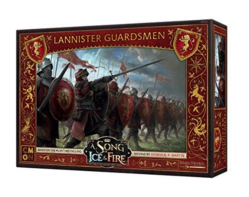 ボードゲーム 英語 アメリカ 海外ゲーム 【送料無料】A Song of Ice & Fire: Lannister Guardsmenボードゲーム 英語 アメリカ 海外ゲーム