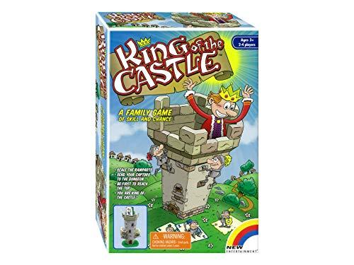 ボードゲーム 英語 アメリカ 海外ゲーム 【送料無料】King Of The Castle Game (4 Players)ボードゲーム 英語 アメリカ 海外ゲーム