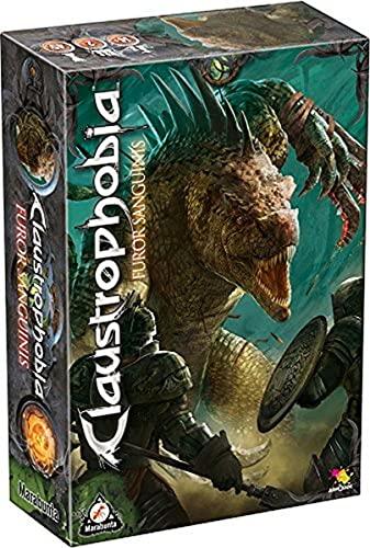 ボードゲーム 英語 アメリカ 海外ゲーム 【送料無料】Claustrophobia: Furor Sanguinis Expansionボードゲーム 英語 アメリカ 海外ゲーム