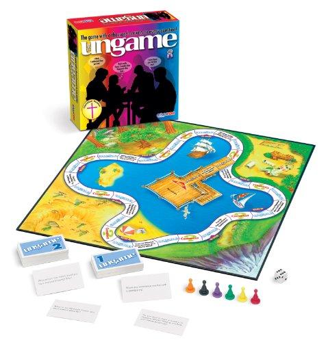ボードゲーム 英語 アメリカ 海外ゲーム 【送料無料】The Ungame - Christian Versionボードゲーム 英語 アメリカ 海外ゲーム