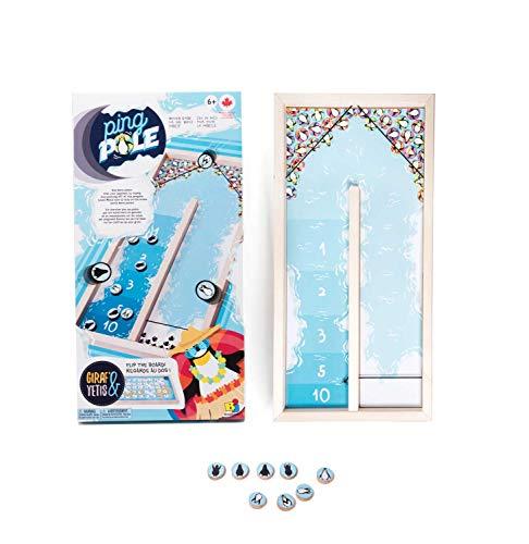 ボードゲーム 英語 アメリカ 海外ゲーム 【送料無料】Rustik BJRJ04904 Pingpole 2 Games in 1, Multicolorボードゲーム 英語 アメリカ 海外ゲーム
