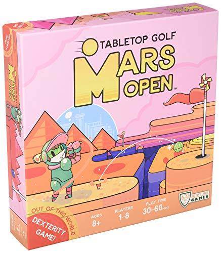 ボードゲーム 英語 アメリカ 海外ゲーム 【送料無料】Mars Open: Tabletop Golfボードゲーム 英語 アメリカ 海外ゲーム