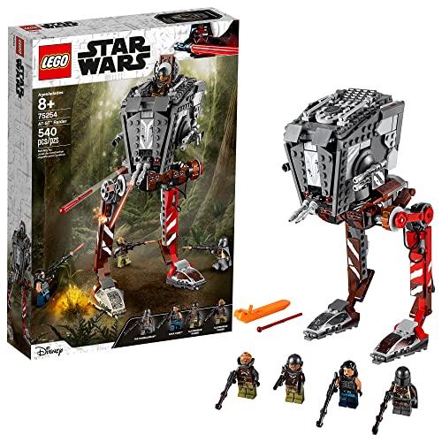 レゴ スターウォーズ LEGO Star Wars AT-ST Raider 75254 The Mandalorian Collectible All Terrain Scout Transport Walker Posable Building Model, New 2019 (540 Pieces)レゴ スターウォーズ