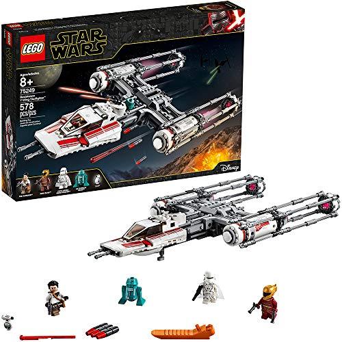 レゴ スターウォーズ LEGO Star Wars: The Rise of Skywalker Resistance Y-Wing Starfighter 75249 New Advanced Collectible Starship Model Building Kit, New 2019 (578 Pieces)レゴ スターウォーズ