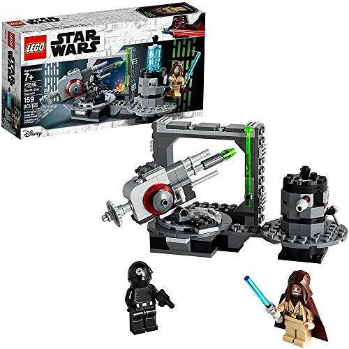 レゴ スターウォーズ LEGO Star Wars: A New Hope Death Star Cannon 75246 Advanced Building Kit with Death Star Droid, New 2019 (159 Pieces)レゴ スターウォーズ
