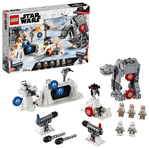 レゴ スターウォーズ 【送料無料】LEGO Star Wars: The Empire Strikes Back Action Battle Echo Base Defense 75241 Building Kit (504 Pieces)レゴ スターウォーズ