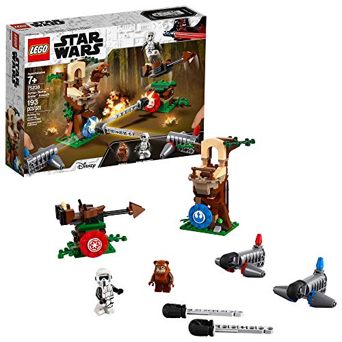 レゴ スターウォーズ LEGO Star Wars Action Battle Endor Assault 75238 Building Kit, 2019 (193 Pieces)レゴ スターウォーズ