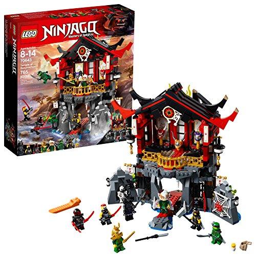 レゴ ニンジャゴー 【送料無料】LEGO NINJAGO Temple of Resurrection 70643 Building Kit (765 Piece)レゴ ニンジャゴー