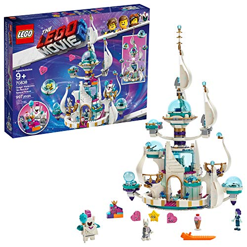 レゴ 【送料無料】LEGO THE LEGO MOVIE 2 Queen Watevra's So Not Evil Space Palace 70838 Building Kit (995 Pieces)レゴ
