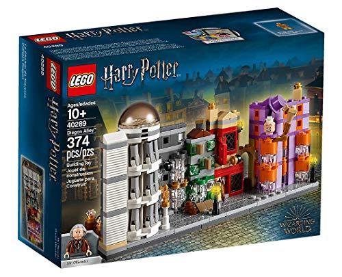 レゴ ハリーポッター LEGO Diagon Alley Mini Building Set 40289レゴ ハリーポッター