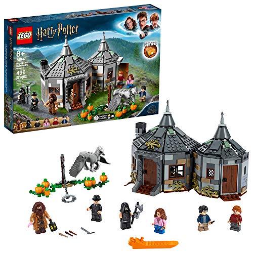 レゴ ハリーポッター LEGO Harry Potter Hagrid's Hut: Buckbeak's Rescue 75947 Toy Hut Building Set from The Prisoner of Azkaban Features Buckbeak The Hippogriff Figure (496 Pieces)レゴ ハリーポッター