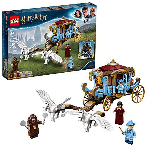 レゴ ハリーポッター 【送料無料】LEGO Harry Potter and The Goblet of Fire Beauxbatons' Carriage: Arrival at Hogwarts 75958 Building Kit (430 Pieces)レゴ ハリーポッター