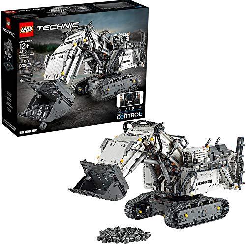 レゴ テクニックシリーズ LEGO Technic Liebherr R 9800 Excavator 42100 Building Kit, New 2019 (4,108 Pieces)レゴ テクニックシリーズ