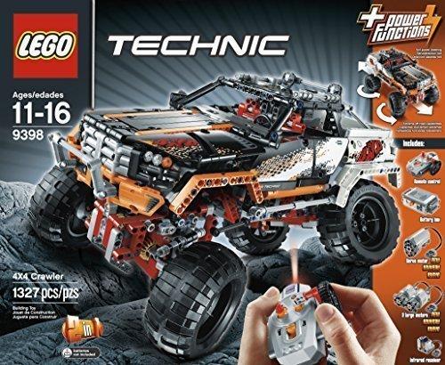 レゴ テクニックシリーズ 【送料無料】LEGO Technic 9398 Rock Crawler by LEGO Technicレゴ テクニックシリーズ