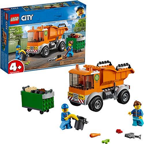 レゴ LEGO City Great Vehicles Garbage Truck 60220 Building Kit, 2019 (90 Pieces)レゴ