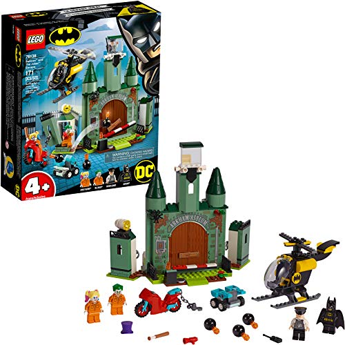 レゴ 【送料無料】LEGO DC Batman: Batman and The Joker Escape 76138 Building Kit (171 Pieces)レゴ