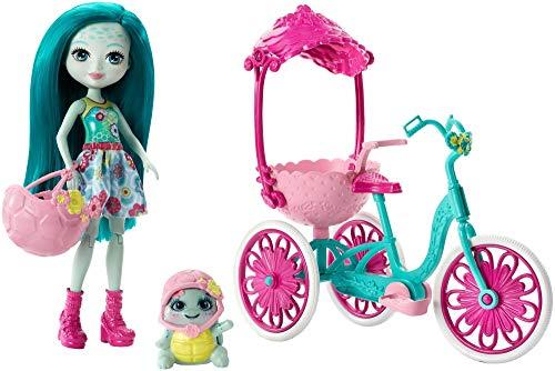 エンチャンティマルズ 人形 ドール 【送料無料】Enchantimals Built for Two Doll Setエンチャンティマルズ 人形 ドール