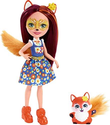エンチャンティマルズ 人形 ドール Enchantimals Felicity Fox Dollエンチャンティマルズ 人形 ドール