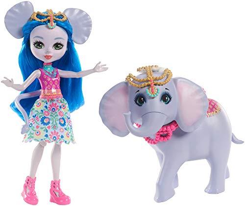 エンチャンティマルズ 人形 ドール Enchantimals Ekaterina Elephant Dollsエンチャンティマルズ 人形 ドール