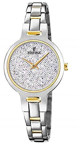 フェスティナ フェスティーナ スイス 腕時計 レディース 【送料無料】Festina 'Mademoiselle' Silver Stainless Steel Women's Watch F20380-1フェスティナ フェスティーナ スイス 腕時計 レディース