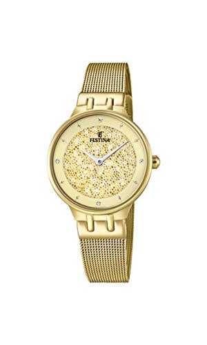 フェスティナ フェスティーナ スイス 腕時計 レディース 【送料無料】Festina Watch Women's F20386/2 Swarovskiフェスティナ フェスティーナ スイス 腕時計 レディース