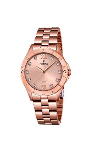 腕時計 フェスティナ フェスティーナ スイス レディース 【送料無料】Festina Women's Digital Quartz Watch with Stainless Steel Strap F16926/B腕時計 フェスティナ フェスティーナ スイス レディース
