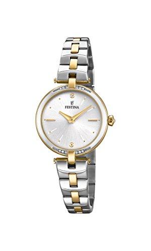 腕時計 フェスティナ フェスティーナ スイス レディース 【送料無料】Festina Women's Autumn-Winter 17 Quartz Watch with Stainless Steel Strap, Silver, 13 (Model: F20308/1)腕時計 フェスティナ フェスティーナ スイス レディース