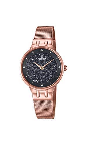 フェスティナ フェスティーナ スイス 腕時計 レディース 【送料無料】Festina Watch Women's F20387/3 Swarovskiフェスティナ フェスティーナ スイス 腕時計 レディース