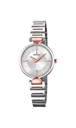 フェスティナ フェスティーナ スイス 腕時計 レディース 【送料無料】Festina Women's Analogue Quartz Watch with Stainless Steel Strap F20320/2フェスティナ フェスティーナ スイス 腕時計 レディース