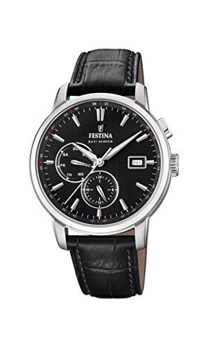 腕時計 フェスティナ フェスティーナ スイス レディース 【送料無料】Festina Timeless Chronograph F20280/4 Mens Chronograph Design Highlight腕時計 フェスティナ フェスティーナ スイス レディース