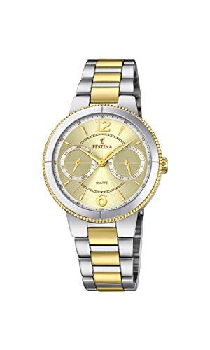 腕時計 フェスティナ フェスティーナ スイス レディース 【送料無料】Festina Multifunktion F20207/1 Wristwatch for women Classic & Simple腕時計 フェスティナ フェスティーナ スイス レディース
