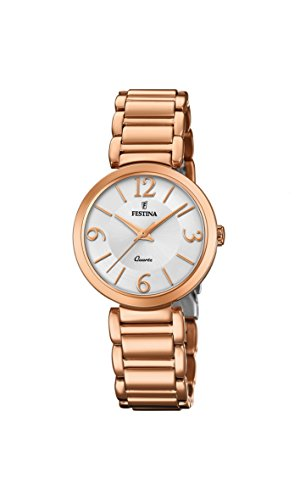 腕時計 フェスティナ フェスティーナ スイス レディース 【送料無料】Festina Mademoiselle F20215/1 Wristwatch for women Design Highlight腕時計 フェスティナ フェスティーナ スイス レディース