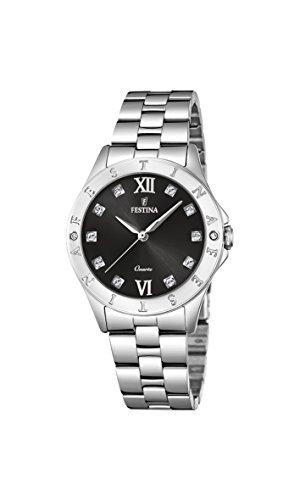 フェスティナ フェスティーナ スイス 腕時計 レディース 【送料無料】Festina Boyfriend F16925/B Wristwatch for women Classic & Simpleフェスティナ フェスティーナ スイス 腕時計 レディース
