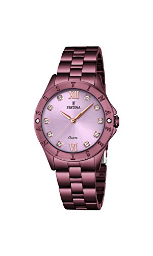 フェスティナ フェスティーナ スイス 腕時計 レディース 【送料無料】Festina Women's Digital Quartz Watch with Stainless Steel Strap F16928/Aフェスティナ フェスティーナ スイス 腕時計 レディース